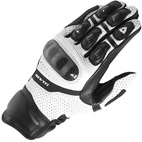 guanti estivi moto alpinestars Guanti moto full finger in pelle da uomo