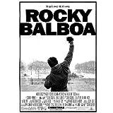 Rocky Balboa Foto reproducción del cartel 40 x30 cm