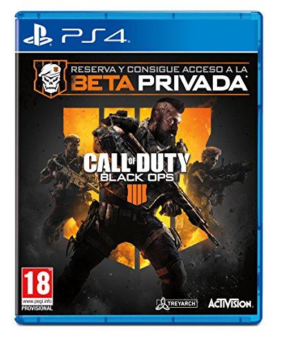 Call of Duty: Black Ops IIII + Contenido digital adicional (Edición Exclusiva Amazon) (precio: 68,99€)