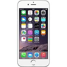 Apple iPhone 6 Plata 64GB Smartphone Libre (Reacondicionado Certificado)