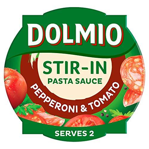 Dolmio Pasta Sauce Stir-In Pepperoni and Tomato, 150g