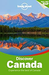 Lonely Planet Discover Canada (Travel Guide) by Lonely Planet (2014-07-01)