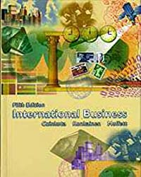 International Business (The Dryden Press series in management)