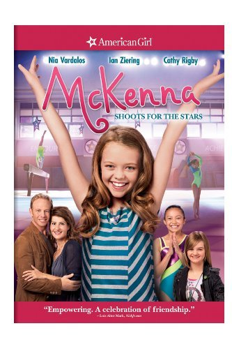 American Girl: McKenna Shoots for the Stars by Nia Vardalos