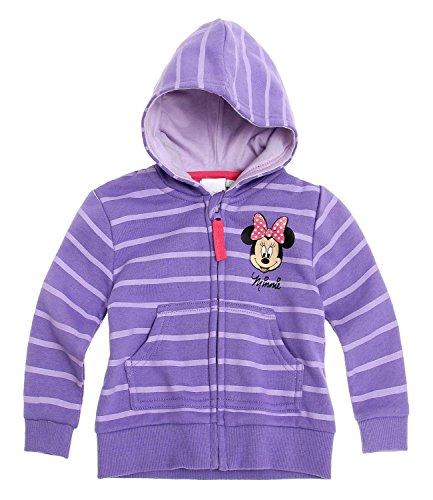 Disney Minnie Babies Sweatjacke - violett - 12M