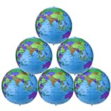 16 Pouces Globe Gonflable Globe Terrestre...