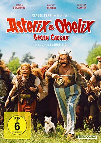 Bild von Asterix & Obelix gegen Caesar