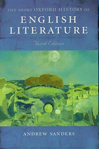Short Oxford History of English Literature par Andrew Sanders