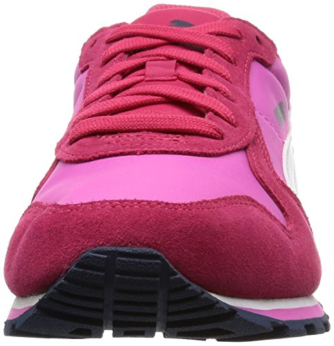 Puma St Runner NL, Baskets Basses Mixte Adulte Rose (PhloxRose/White)