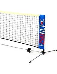 Z-Sig ZSIG Unisex zs-10-mt-e Tennis Net, Mehrfarbig, One Size