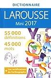 dictionnaire larousse mini 2017