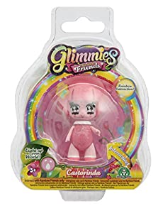 Glimmies-gln007-Ampolla 1 Rainbow Friends-Castor Inda