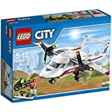 LEGO City Great Vehicles 60116: Ambulance Plane  Mixed