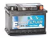 Autobatterie 12 V 55 Ah BS-55 Starterbatterie für PKW