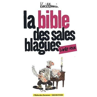 La Bible des sales blagues : Tome deux