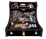 Arcade Machines - Marvel vs Capcom - 2 jugadores Arcade Bartop Machine - 815 JUEGOS EN 1