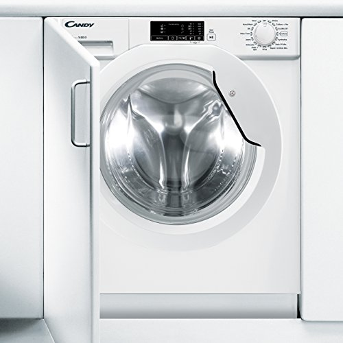 Candy CBWM916D Built-In A+++ Rated Washing Machine in White
