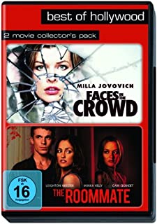Best of Hollywood - 2 Movie Collector's Pack: Faces in the Crowd / The Roommate [2 DVDs]