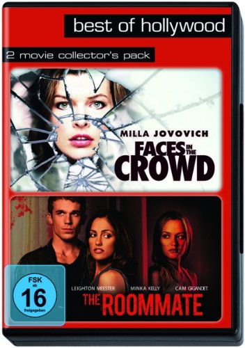 Preisvergleich Produktbild Best of Hollywood - 2 Movie Collector's Pack: Faces in the Crowd / The Roommate [2 DVDs]