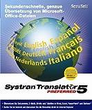 Systran Translator Preferred mll CD Win