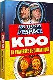 Un ticket pour l'espace / La traversée de l'Atlantique à 2 en solitaire - Coffret 2...