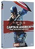 Locandina Captain America - The Winter Soldier (Edizione Marvel Studios 10 Anniversario)