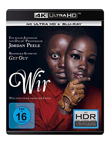 Wir (4K Ultra HD) (+ Blu-ray 2D)