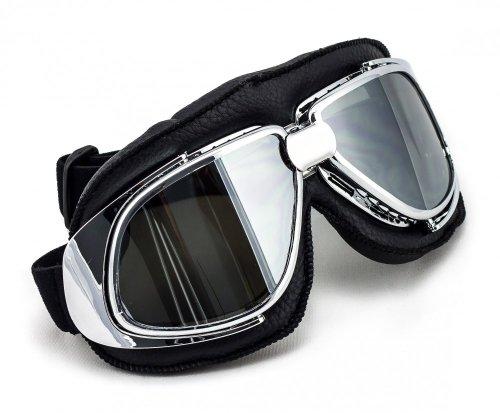 SOXON SG-301 Night Vintage Ski Sport Gafas Jet Casco