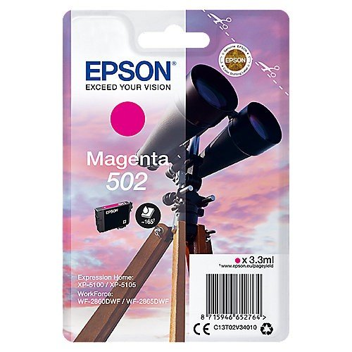 Epson – Cartucho de tinta adecuada para XP5100