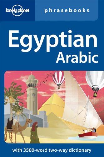 Egyptian Arabic phrasebook 3 (Lonely Planet Phrasebook)