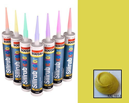 silicone-sigillante-mastice-color-limone-ral1012