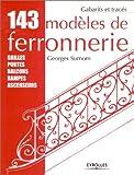 143 modèles de ferronnerie