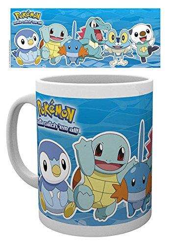 Pokemon-Pokmon–Water–Partners–Taza-de-cermica–Furgoneta-de-Volkswagen-Incluye-Artculo-adicional