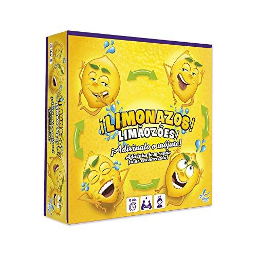 Limonazos-98237 Juego Familiar (Cife Spain 98237)