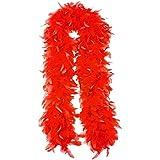 Federboa Extraordinary 180 cm / 90 g - Wunderschöne dichte Federboas in verschiedenen Farben