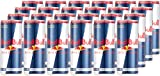 Red Bull Energy Drink Zero Calories 24 x 250 ml Dosen Getränke Zuckerfrei 24er Palette