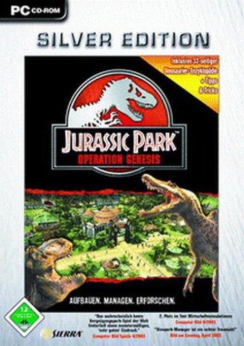 Jurassic Park - Operation Genesis [Silver Edition] - Operation Jurassic Genesis