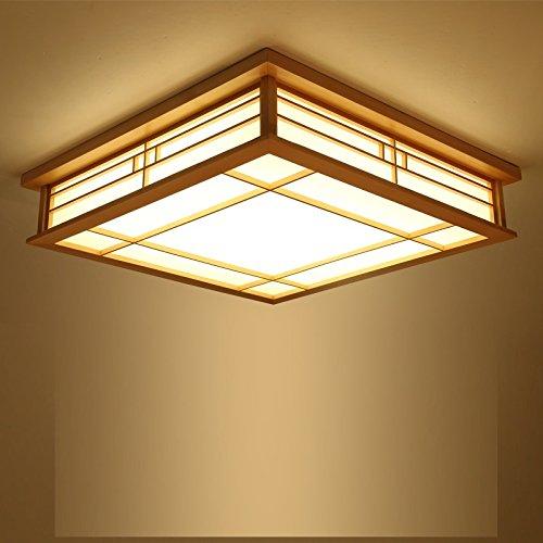 MMYNL Plafoniera Ciondolo lampada per la camera da letto Japanese ...