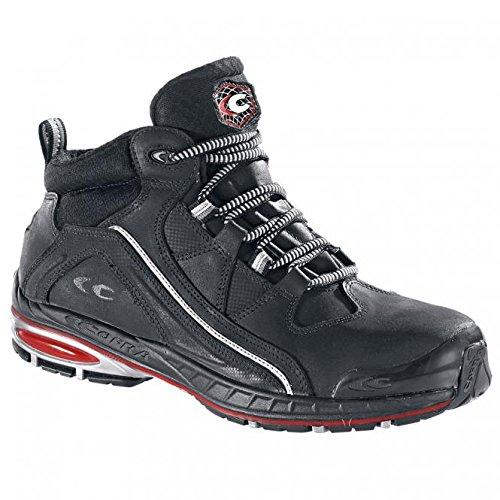 Chaussures De Sécurité Cofra Triplete S3 Src, Taille: 47, Couleur: Noir Noir