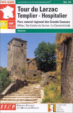Tour du Larzac : Templier-Hospitalier - Parc naturel régional des Grands Causses