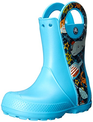 CrocsHandle It Sea Life K - Stivaletti Unisex per bambini,