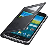 Samsung Etui S-View pour Samsung Galaxy S5 Mini - Noir