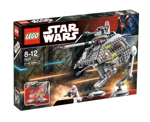 LEGO Star Wars 7671 - AT-AP Walker - Wars-at-spielzeug Star