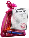 21st Birthday Gift - Unique Survival Kit - Best Reviews Guide