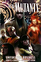New Mutants Volume 4: Unfinished Business
