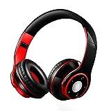 Docooler SG-8 Bluetooth 4.0 + EDR Kopfhörer Kabelloses Stereo-Musik-Headset Over-Ear-TF-Karte FM-Radio Faltbare Kabelgebundene Kopfhörer-Freisprecheinrichtung mit Mikrofon