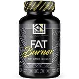 Original KAHA NUI PREMIUM FAT BURNER | 100 Kapseln hochdosiert L-Carnitin - Grüntee Extrakt Komplex | Perfekt geeignet für Definitionsphase und Diät | Fitness Fatburner