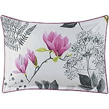 Designers Guild Mokuren funda de almohada decorativa satén de algodón 30x 40cm