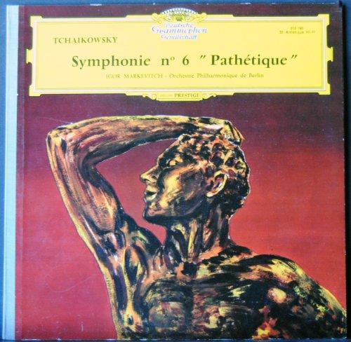 Deutsche Grammophon - 618 193 - Igor Markevitch - Symphonie N° 6