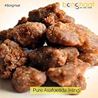 Pmw® - Grade A Quality Pure Hing - Hing for Pickles - Afgan Hing Quality - Super High Smell - Crystals - Loose Packed - 10 Grams - Asfoetida